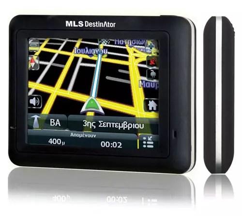 MLS Destinator 3860 ΒΤ