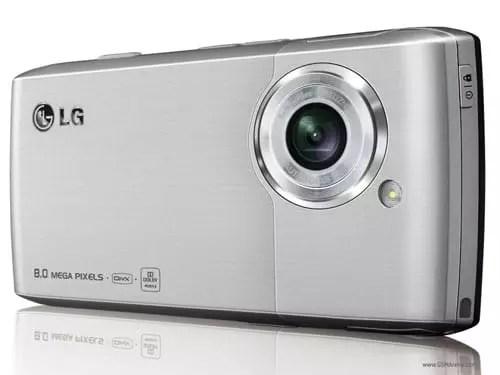 LG Viewty GC900