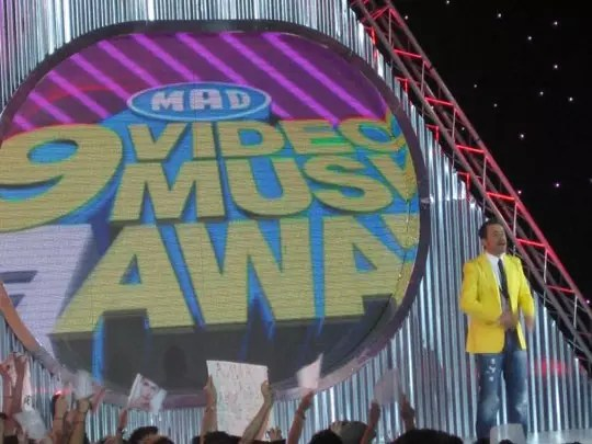 Mad Video Music Awards 09
