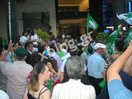 Ευρωεκλογές 2009 ΠΑΣΟΚ