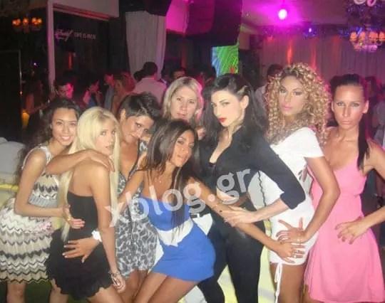 Dancers @ Villa Mercedes