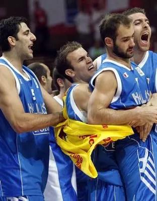 Τουρκία - Ελλάδα: 74 - 76