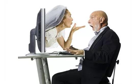 Flirt στο Internet