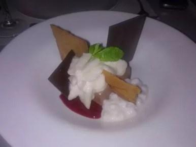 Κύβος σοκολάτας Caraibe