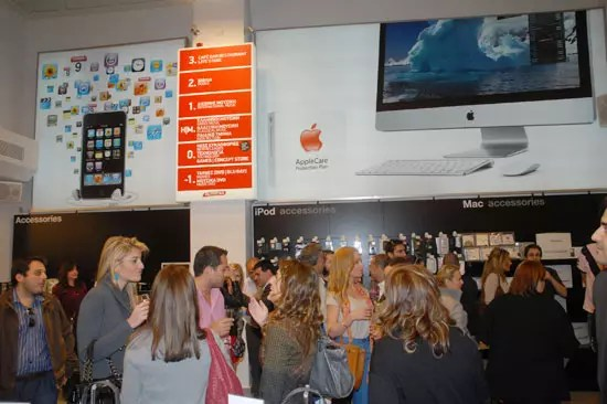 Metropolis Apple Corner