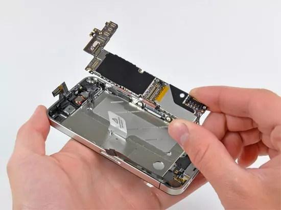 iPhone 4 teardown