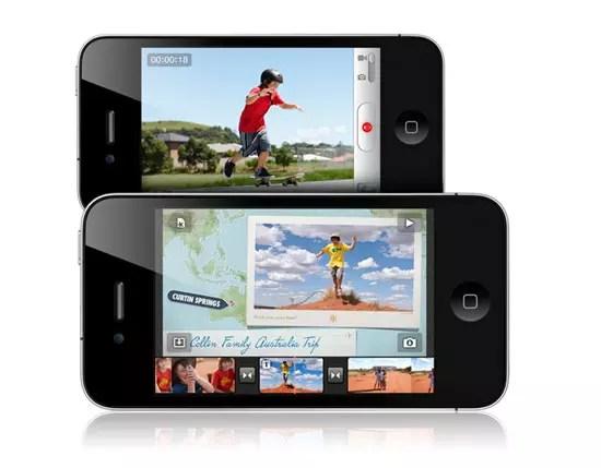 iPhone 4 camera