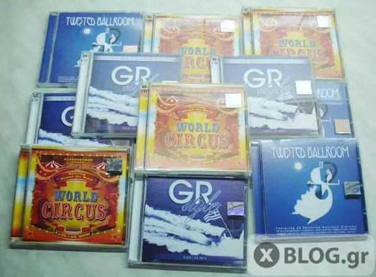 Planetworks CDs