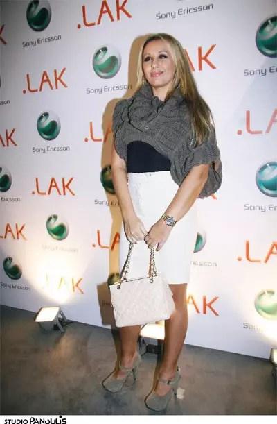 .LAK fashion show