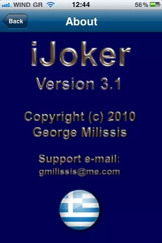iJoker iPhone app