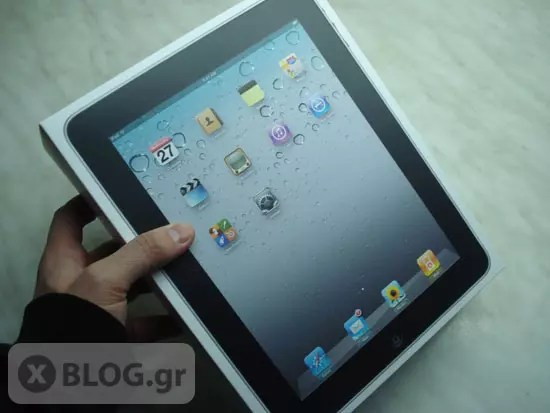 Apple iPad Unboxing