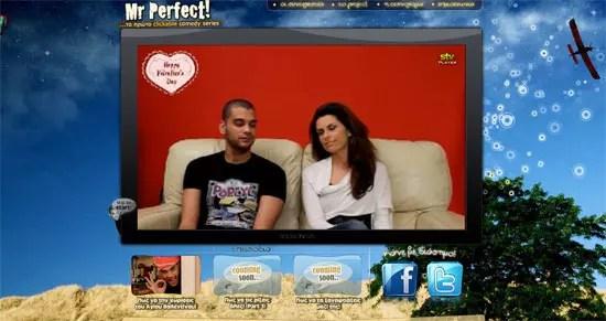 Mr. Perfect: Το πρώτο clickable comedy series στην Ελλάδα