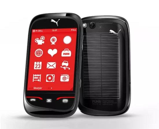Puma Phone για αθλητικούς τύπους