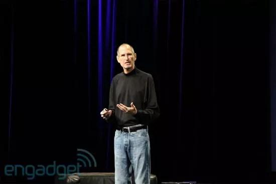 Ο Steve Jobs παρουσιάζει το iPad 2