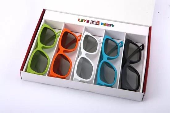 LG Cinema 3D γυαλιά