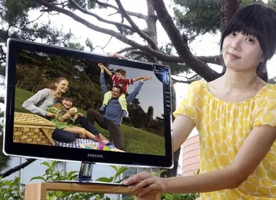 1 στις 4 LED οθόνες που πωλούνται παγκοσμίως είναι Samsung