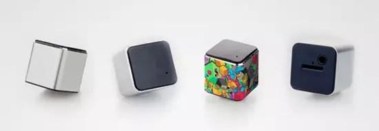 TheKube 2: Το μικρότερο touch MP3 player στο κόσμο!
