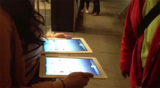 Νέο iPad vs iPad 2, Μπορείς να βρεις τη διαφορά;