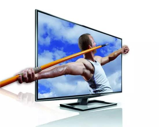 Οι νέες τηλεοράσεις της Toshiba για το 2012