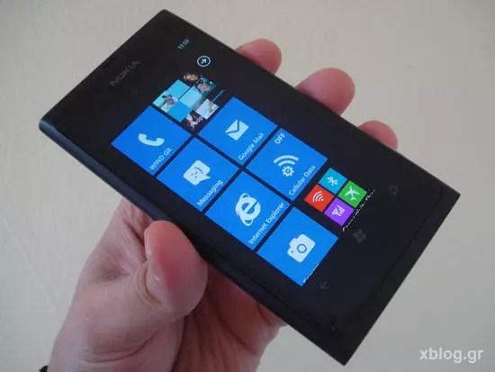 Public, Windows Phone Challenge