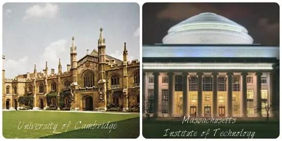 Αυτά είναι τα καλύτερα πανεπιστήμια στον κόσμο