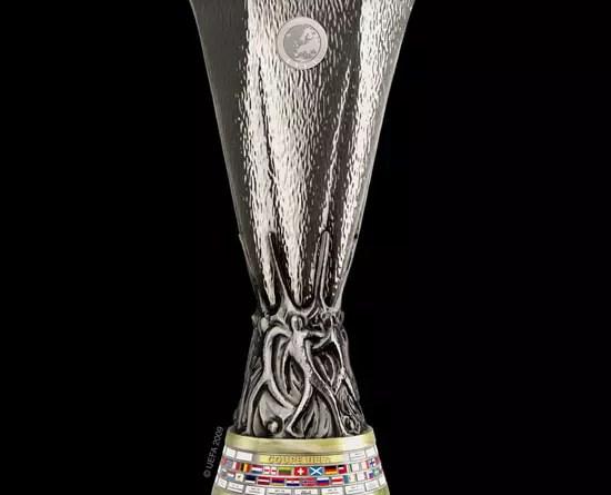 Η HTC υποδέχεται το τρόπαιο του Uefa Europa League στο The Mall