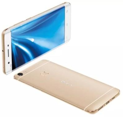 Vivo Xplay5 gold