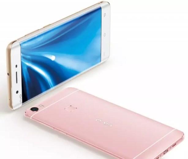 Vivo Xplay5 pink