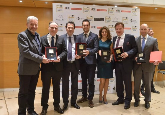 Omilos OTE Sales Excellence Awards 2016 (2)