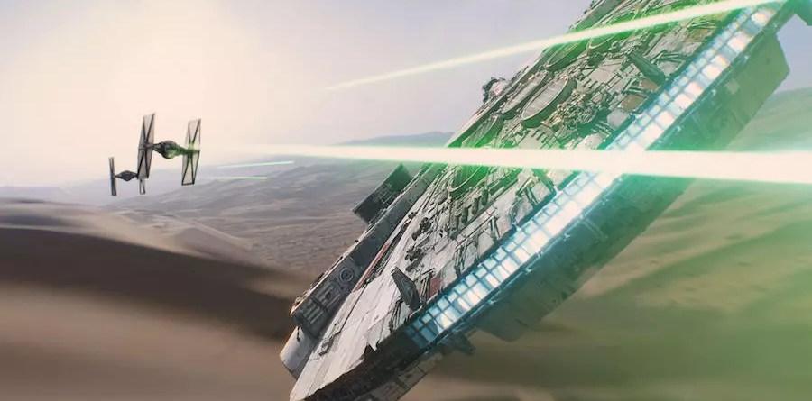 Star Wars- Episode VII The Force Awakens