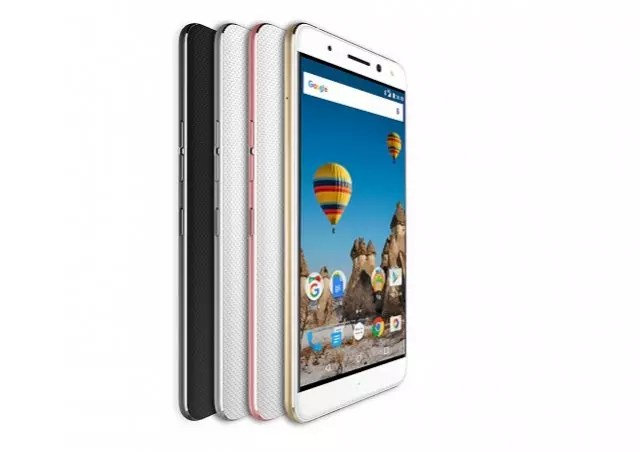 General Mobile 5Plus Android One
