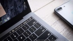 Aplpe MacBook Pro OLED touchpad concept (3)