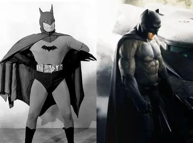 Batman 1943 and 2016