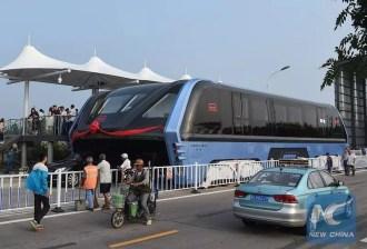 Transit Elevated Bus TEB-1