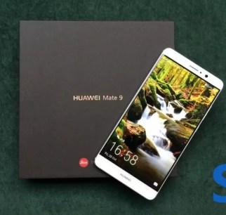 Huawei Mate 9 leak