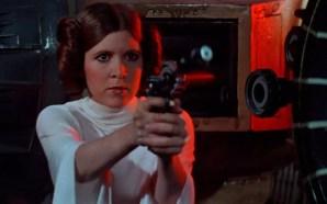 Έφυγε από την ζωή η Carrie Fisher, η Princess Leia…