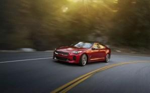 Το Kia Stinger συνδυάζει ταχύτητα και πολυτέλεια σε ένα δυναμικό…