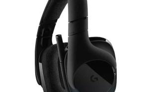 Logitech G533: Το νέο ασύρματο gaming headset αξίας €154