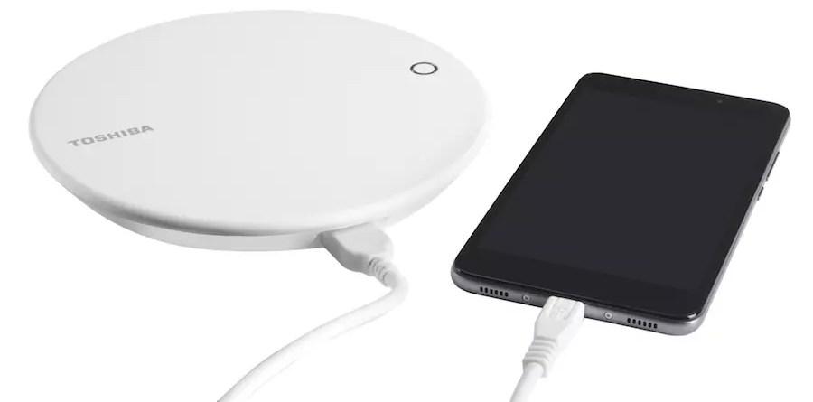 Toshiba CANVIO for Smartphone