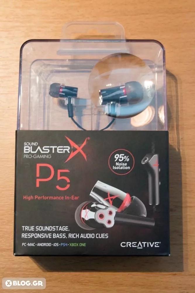 Creative SoundBlasterX Pro Gaming event 17