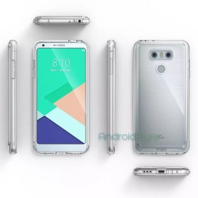 LG G6 case leak