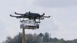 UPS Drone Delivery footafe 5