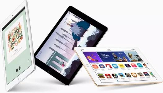 Apple iPad 9.7 2017 apps