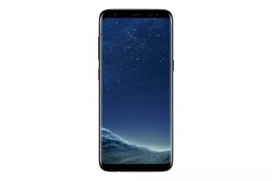 Samsung Galaxy S8 SM G950F Front Black