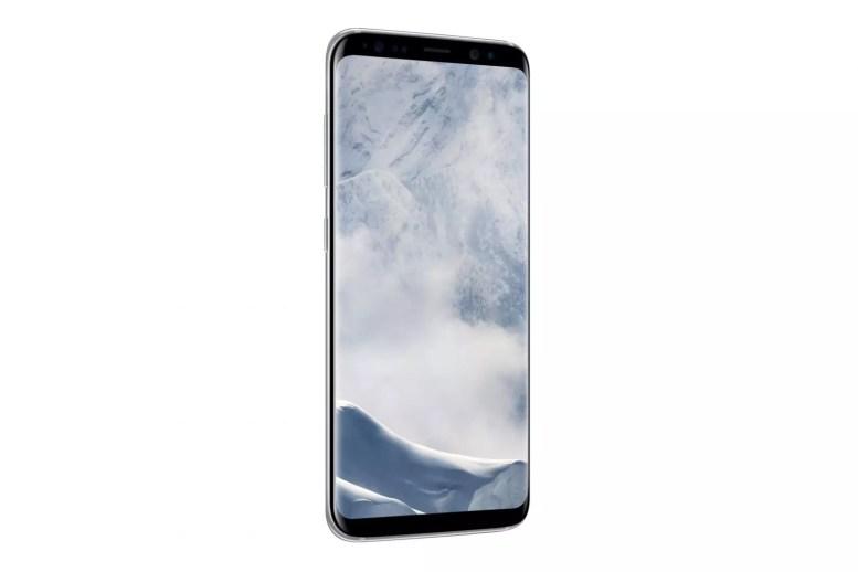 Samsung Galaxy S8 SM G950F L30 Silver