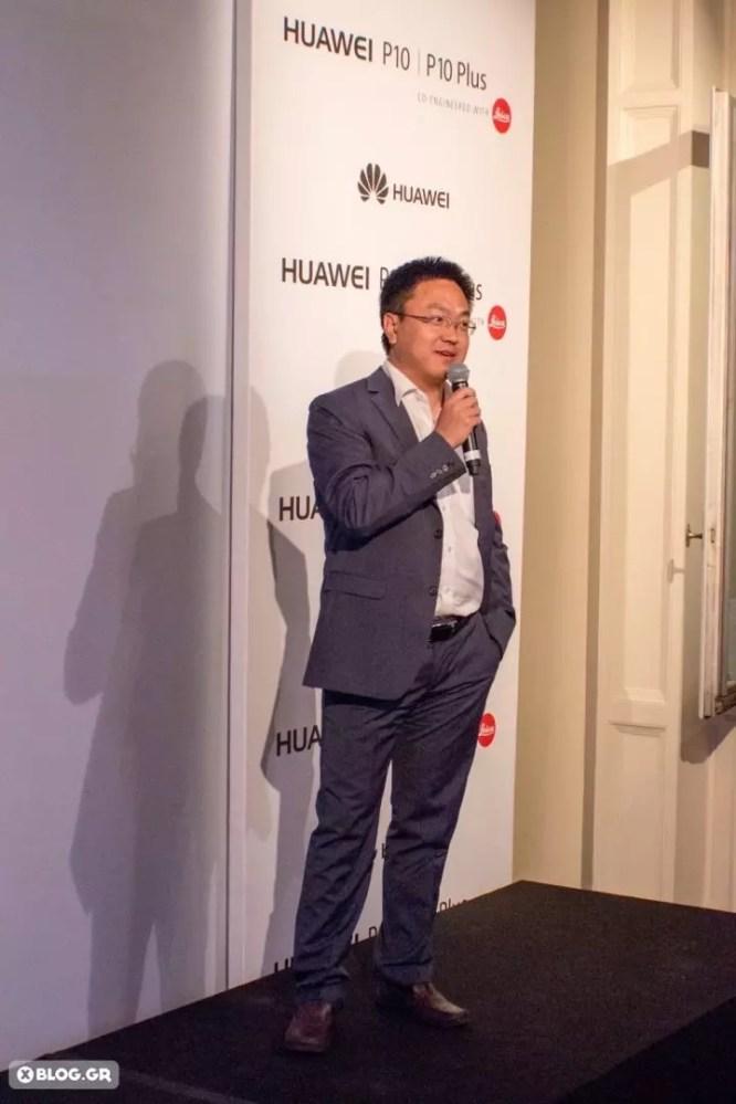 Huawei P10 Greek launch event 7