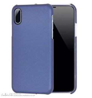 Apple iPhone 8 in case leak