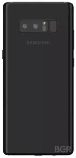 Samsung Galaxy Note8 render leak (2)