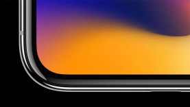 Apple iPhone X front