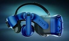 HTC Vive Pro side
